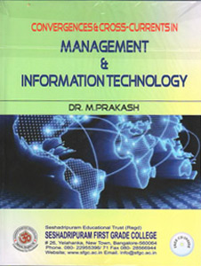 Convergences & Cross-Currents in Management & Information Technology